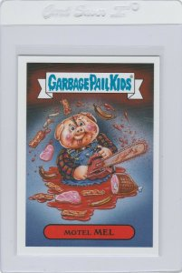 Garbage Pail Kids Motel Mel 10a GPK 2019 Revenge of Oh The Horror-ible