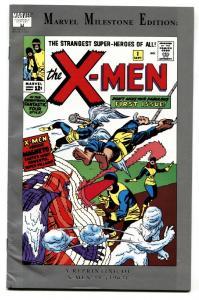 MARVEL MILESTONE EDITION: X-MEN #1 comic book FIRST X-MEN-1992