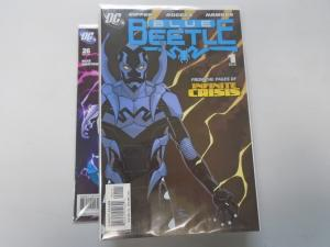 Blue Beetle (DC 2nd Series) Set:#1-26 Missing:#20, 8.0/VF (2006)
