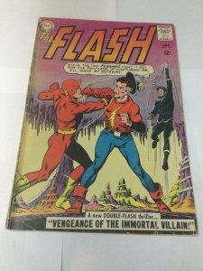 Flash 137 Vg- Very Good- 3.5 Tape On Spine DC Comics