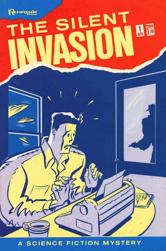 Silent Invasion, The #1 VF/NM; Renegade | save on shipping - details inside