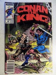 CONAN THE KING # 45