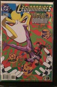 Legionnaires #70 (1999)
