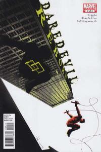 Daredevil: Reborn #4, VF (Stock photo)