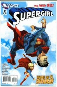 Supergirl #2 (9.2) Modern Age DC ID88L