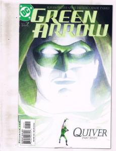 Lot of 5 Green Arrow DC Comic Books #7 8 9 10 11 KS10