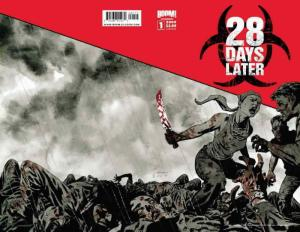 28 Days Later #1B VF/NM; Boom! | save on shipping - details inside