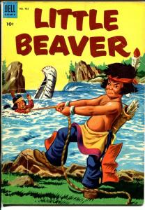 Little Beaver-Four Color Comics #483 1953-Dell-Fred Harmon-VG