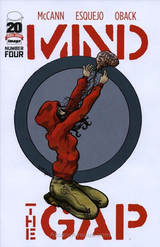 Mind the Gap #4B VF/NM; Image | save on shipping - details inside