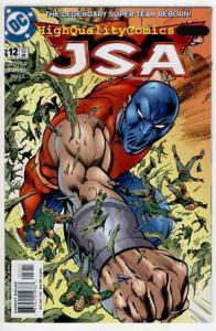 JSA #12, NM+, Heroes, 1999, StarMan, Kobra, Hourman,Blood, more in store