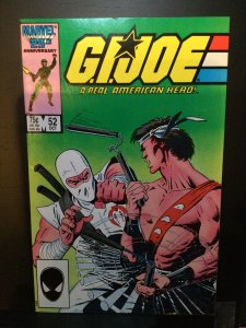 G.I. Joe: A Real American Hero #52 (1986)