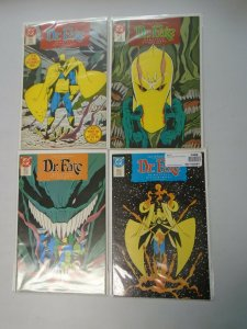 Doctor Fate set #1-4 8.0 VF (1987 1st Series)