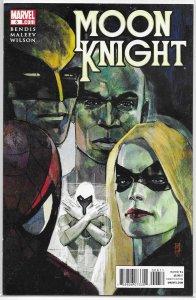 Moon Knight   vol. 4   #  6 FN/VF