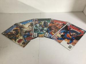 Superman: War Of The Supermen 0 1 2 3 4 5 Lot Set Run Nm Near Mint DC Comics
