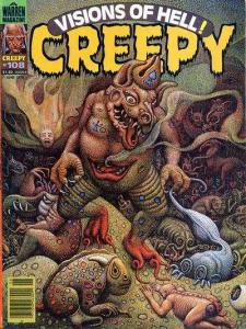 Creepy (1964 series) #108, VF- (Stock photo)