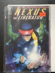 Nexus The Liberator #4 (1992)