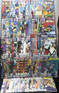 ROBIN (1995) MASSIVE COLLECTION! 186 BOOKS! with Minis, One-Shots, More! Batman!