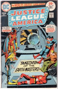 Justice League of America   vol. 1   #118 GD/VG