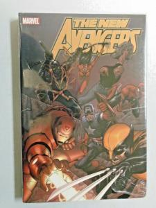 New Avengers Deluxe Edition #2 Hardcover new in cellophane (2008)
