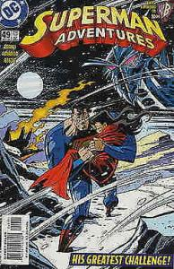 Superman Adventures #49 VF/NM; DC | save on shipping - details inside