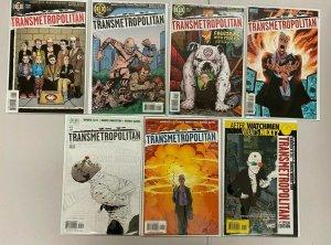 Transmetropolitan lot #8-42 + Special all 7 different books 8.0 VF (1998-2001)