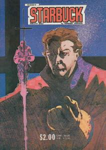 Cody Starbuck #1 VG; Star-Reach | low grade comic - save on shipping - details i