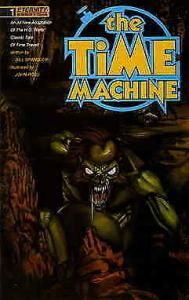 Time Machine, The #1 VF/NM; Eternity | save on shipping - details inside
