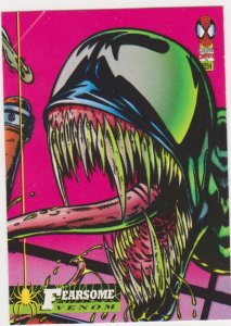 1994 Fleer Spider-Man #15 Venom