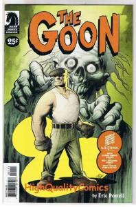GOON 25 cent edition, Eric Powell, Zombies, 2005, NM+, more Goon in store