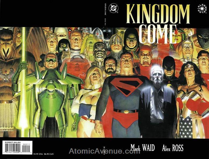 kingdom come 2 vf nm dc save on shipping details inside hipcomic