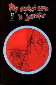 My Monkey's Name is Jennifer #4 VF/NM; Slave Labor | save on shipping - details