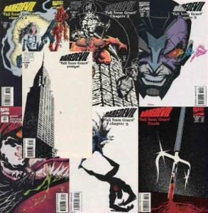 DAREDEVIL 319-325  Fall From Grace