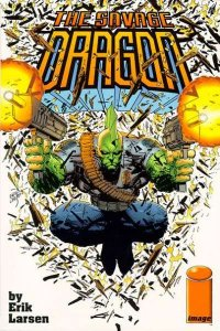 Savage Dragon (1992 series) Trade Paperback #1, VF+ (Stock photo)