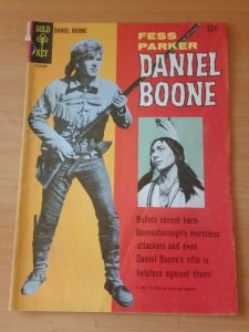 Daniel Boone #2 ~ VERY GOOD VG ~ 1965 GOLD KEY COMICS