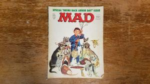 Mad Magazine # 184 July 1976 Special Bring Back Arbor Day Issue Vintage BW1