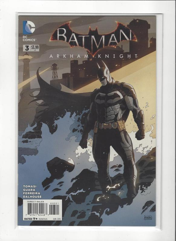 Batman Arkham Knight #3 DC Comics New 52  NM/M SALE!!!!