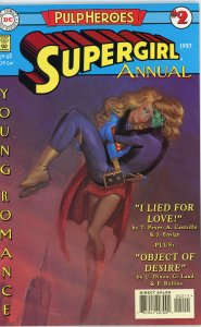 Supergirl Annual 2 (1997)  VF  Pulp Heroes!