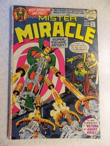 MISTER MIRACLE # 7 DC NEW GODS KIRBY FOREVER ACTION