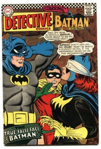 DETECTIVE COMICS #363 1967 2nd Batgirl-Sold copy