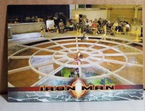 2008 Iron Man Movie Trading Card #70