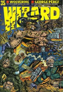 Wizard: The Comics Magazine #35A FN; Wizard | save on shipping - details inside