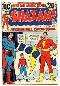 Shazam 1 Feb 1973 VF (8.0)