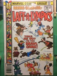 Hanna-Barbara's Laff-A-Lympics #4