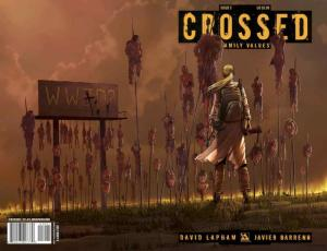 Crossed Family Values #5C VF/NM; Avatar | save on shipping - details inside