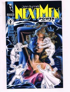 Next Men #1 Of 4 VF Dark Horse Comics Comic Book Bryne DE18