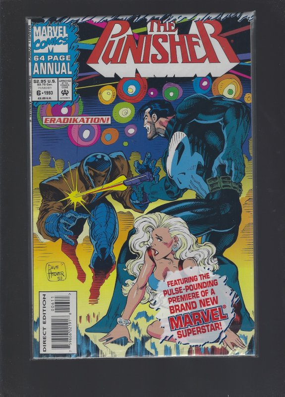 The Punisher Annual #6 (1993)