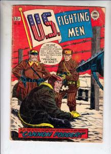 U.S. Fighting Men #15 (Jan-64) GD Affordable-Grade