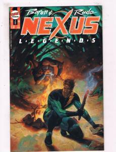 Nexus Legends #6 VF First Comics Comic Book Baron 1989 DE25