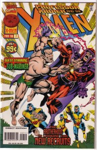 Professor Xavier and the X-Men   # 7 VF