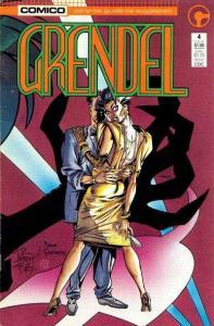 Grendel (1986 series) #4, VG+ (Stock photo)